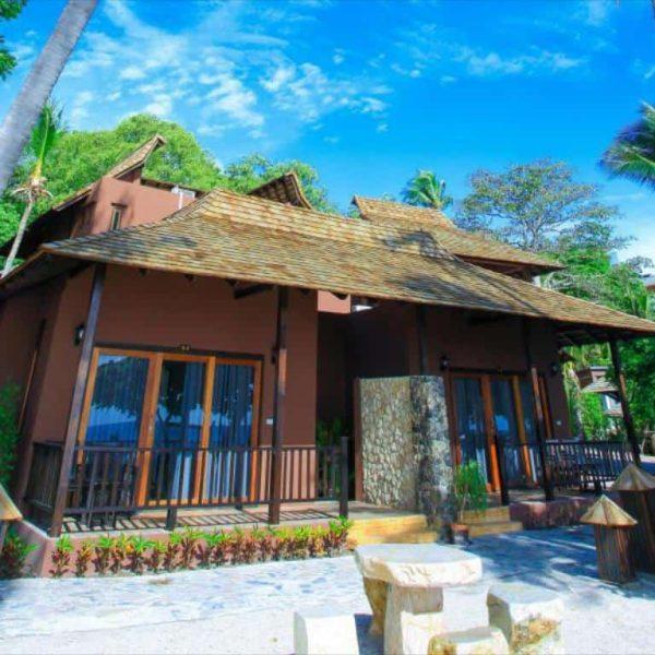 泰國龜島海灘俱樂部 beach club