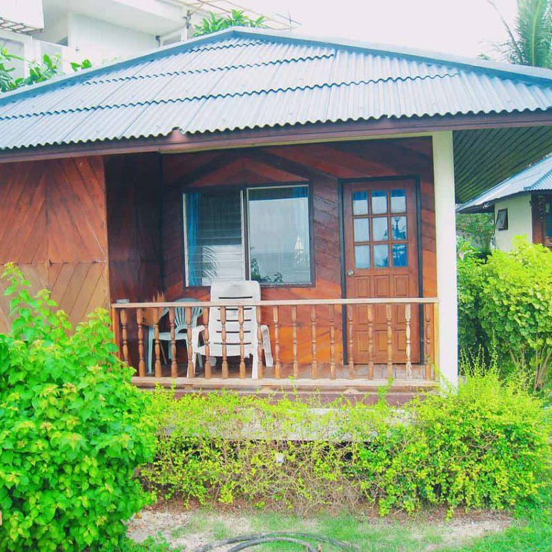 泰國龜島熱水風扇房
